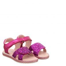 Richter, Rot, High-Tech-Sandale in pink für Mädchen