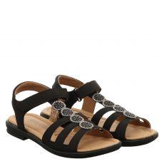 Ricosta, Ana, High-Tech-Sandale in schwarz für Mädchen