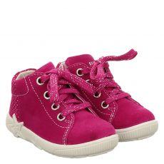 Superfit, Rot, Lauflernschuh in pink für Mädchen