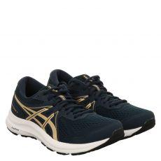 Asics, Gel Contend 7, Sneaker in blau für Damen