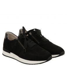 Gabor Sneaker in schwarz für Damen