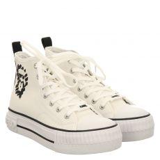 Karl Lagerfeld, Kampus Max Nu Iconic, Sneaker in weiß für Damen