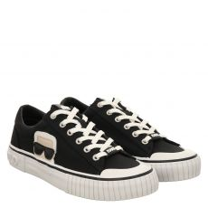 Karl Lagerfeld, Kampus Ii Iconic Lo Lace, Sneaker in schwarz für Damen