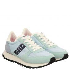 Blauer Sneaker in blau für Damen