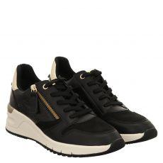 Tamaris, Da.-schnürer, Sneaker in schwarz für Damen