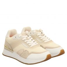 Tamaris, Fashletics, Sneaker in beige für Damen