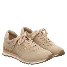 Van Der Laan, Da.-schnürer, Sneaker in beige für Damen