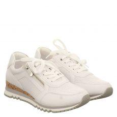Van Der Laan, Da.-schnürer, Sneaker in weiß für Damen
