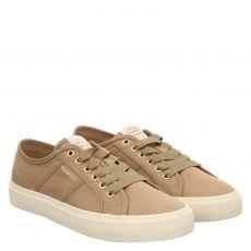Gant, Pinestreet, Sneaker in beige für Damen