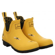 Joules Regenstiefel in gelb für Damen