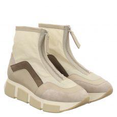 Vic Matié, Grau, Sneaker in beige für Damen