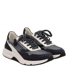 Gabor Sneaker in blau für Damen