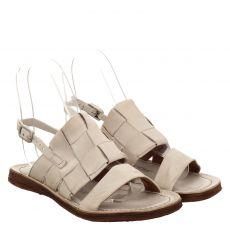 As 98 (airstep), Ramos, Glattleder-Sandalette in grau für Damen