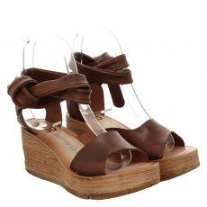 As 98 (airstep), Noa, Glattleder-Sandalette in braun für Damen