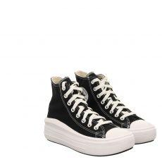 Converse, Chuck Taylor Move Platform, Sneaker in schwarz für Damen