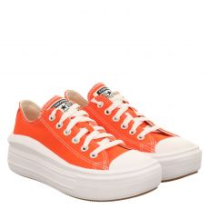 Converse, Chuck Taylor Move Platform, Sneaker in orange für Damen