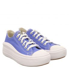 Converse, Chuck Taylor Move Platform, Sneaker in blau für Damen