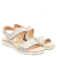 Ganter, Gina, Nubukleder-Sandalette in mehrfarbig für Damen