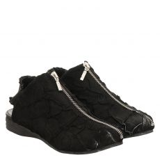 Papucei Sling in schwarz für Damen