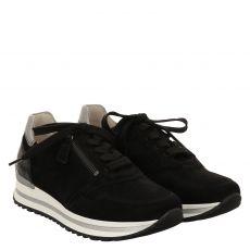 Gabor Lady Sneaker in schwarz für Damen