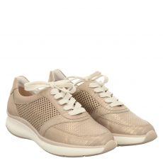 Hassia, Monaco, Sneaker in gold für Damen