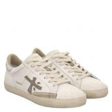 White Premiata Sneaker in weiß für Damen