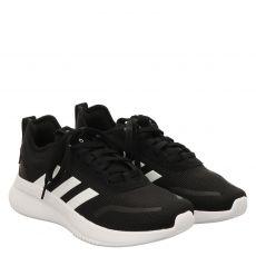 Adidas, Lite Race Rebold, Textil-Sportschuh in schwarz für Herren