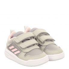 Adidas, Tensaur I, Lauflernschuh in grau für Mädchen