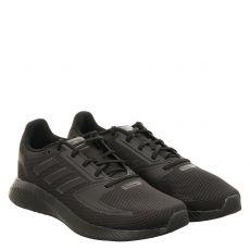 Adidas, Runfalcon 2.0, Textil-Sportschuh in schwarz für Herren