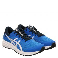 Asics, Patriot 12, Textil-Sportschuh in blau für Herren