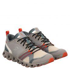 On, Cloud X Shift, Textil-Sportschuh in grau für Herren