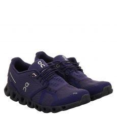 On, Cloud Monochrome, Sneaker in blau für Damen