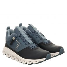 On, Cloud Hi Waterproof, Sneaker in blau für Damen