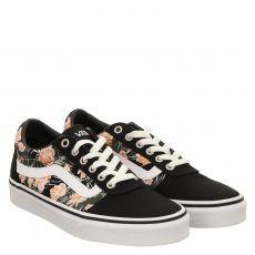 Vans, Ward, Sneaker in schwarz für Damen