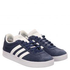 Adidas, Vlcourt2.0, Sneaker in blau für Damen