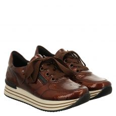 Remonte Sneaker in braun für Damen