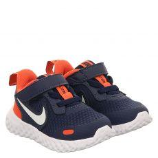 Nike, Revolution 5, Lauflernschuh in blau für Mädchen