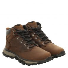 Timberland, Treeline Trekker, sportiver Fettleder-Stiefel in braun für Herren