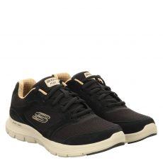 Skechers, Flex Advantage 4.0, Sportschuh in schwarz für Herren