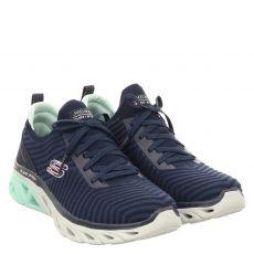 Skechers, Glide Step Sport Level Up, Sneaker in blau für Damen