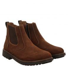 Rieker sportiver Nubukleder-Stiefel in braun für Herren