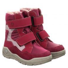 Ricosta, Lona, Moonboots in pink für Mädchen