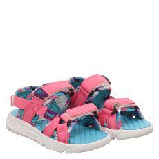 Kamik, Match2, Textil-Sandale in pink für Mädchen