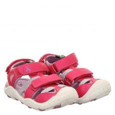Kamik, Pearl, Kunstleder-Sandale in pink für Mädchen