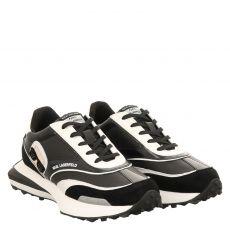 Karl Lagerfeld, Zone Ikon Lo Runner, Sneaker in schwarz für Damen