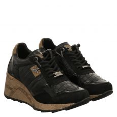 Cetti Sneaker in schwarz für Damen
