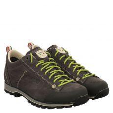 Dolomite, 54 Low Gtx, Nubukleder-Wanderschuh in grau für Herren