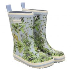 Bundgaard, Classic Rubber Boots, Regenstiefel in blau für Mädchen