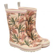 Bundgaard, Classic Rubber Boots, Regenstiefel in rosé für Mädchen