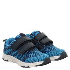 , Jela, Textil-Halbschuh in blau für Mädchen